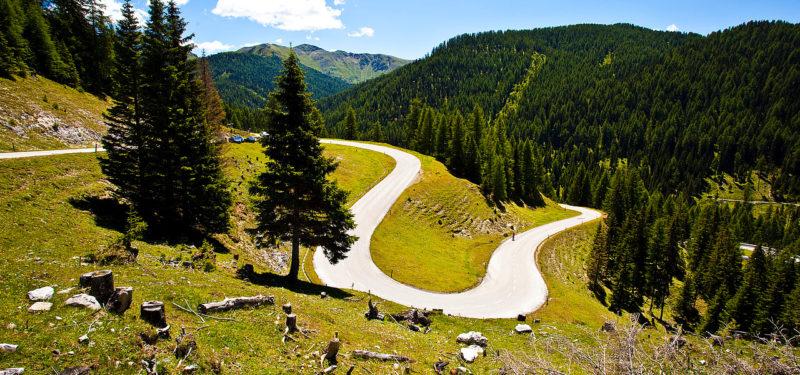 высокогорный курорт грузия