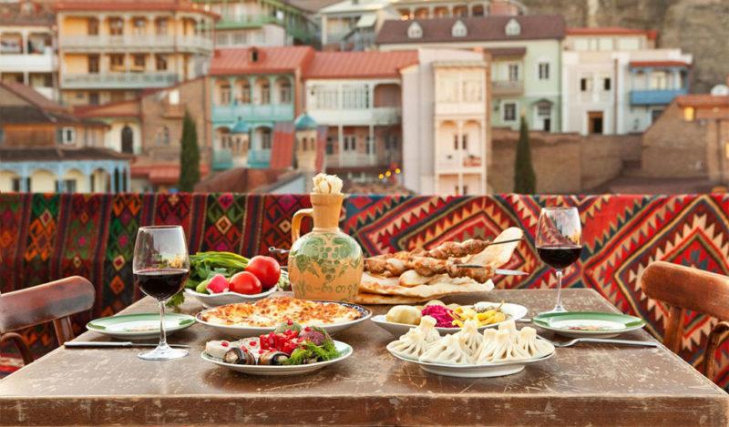 рестораны тбилиси