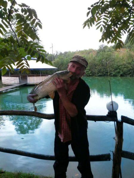 рыбалка гасамания