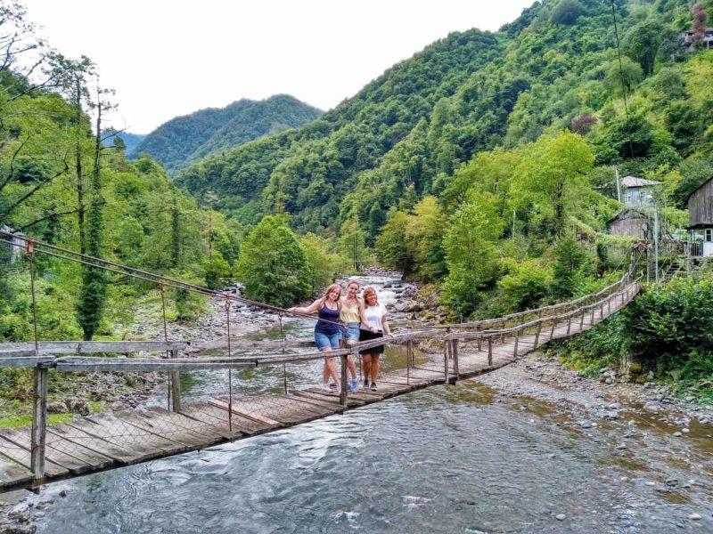 мосты грузия