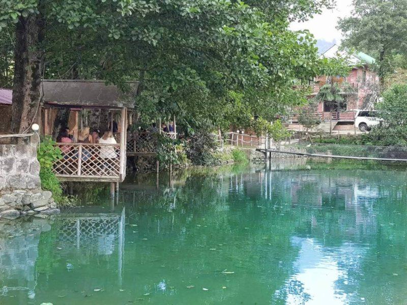 озеро гасамания