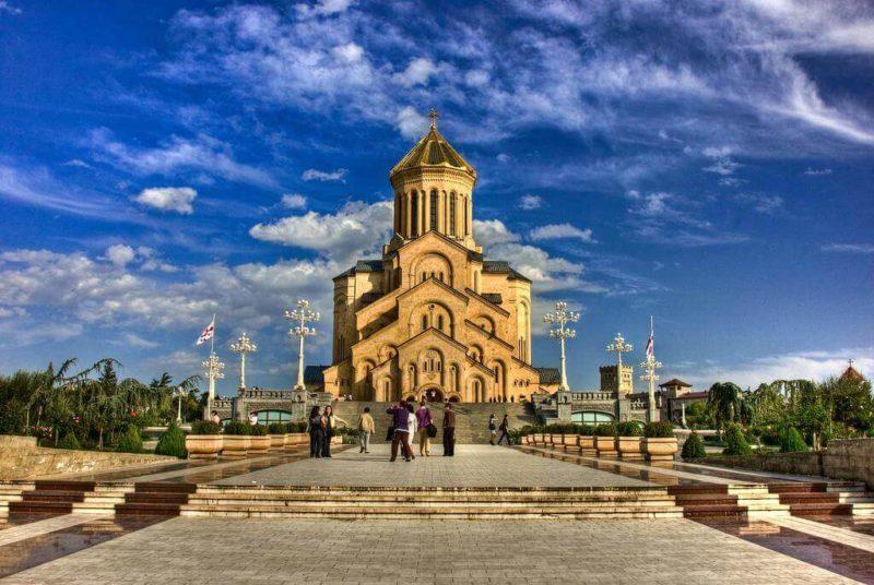 собор тбилиси