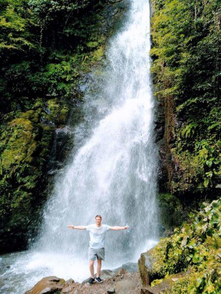 экскурсия водопад мтирала